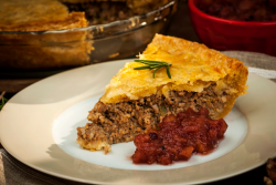 French Canadian meat pie recipe