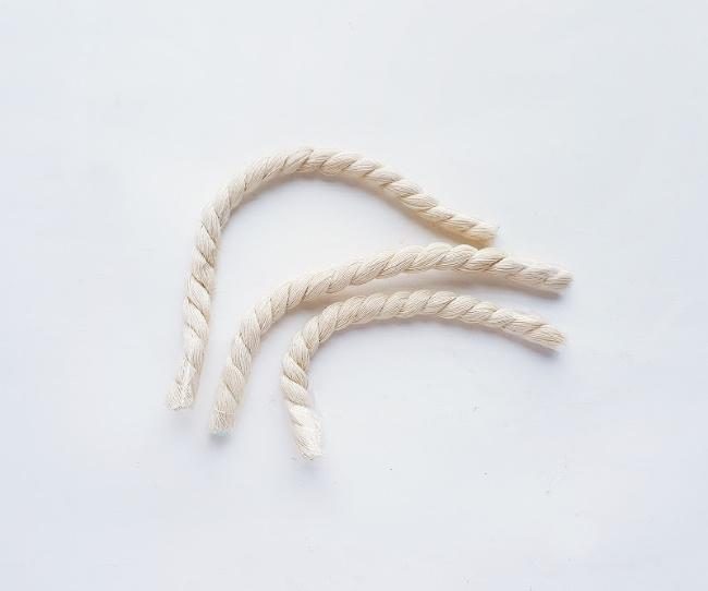 cords needed for macrame rainbow